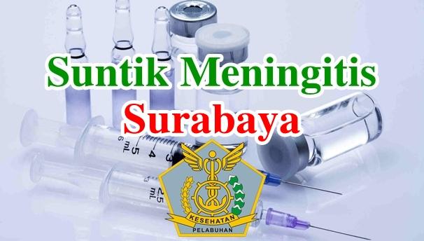 Alamat Tempat Suntik Vaksin Meningitis di Surabaya