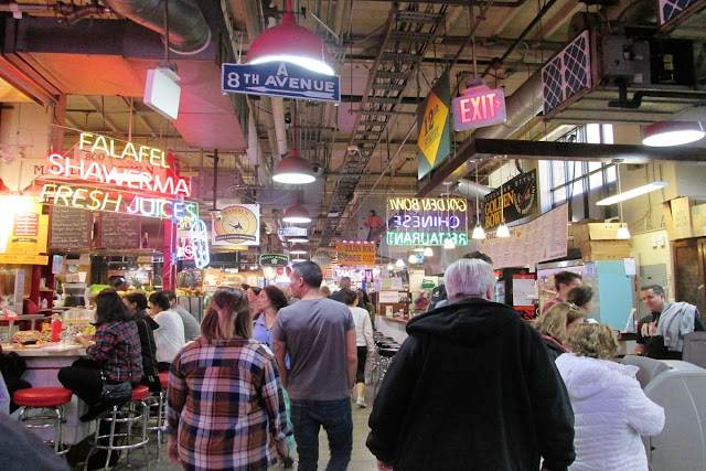 Dove mangiare a Philadelphia: Reading Terminal Market