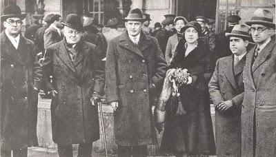Alekhine en Barcelona en 1935