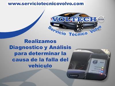 Scaner Volvo