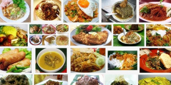 Macam Macam Makanan Khas Daerah Nama Makanan Khas Indonesia