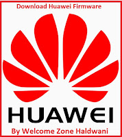 Huawei U8100 v100R001C151B231 firmware flash file rom