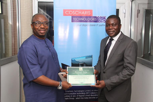 Coscharistech Gets NITDA Approval For Production Of Cosmos Computers
