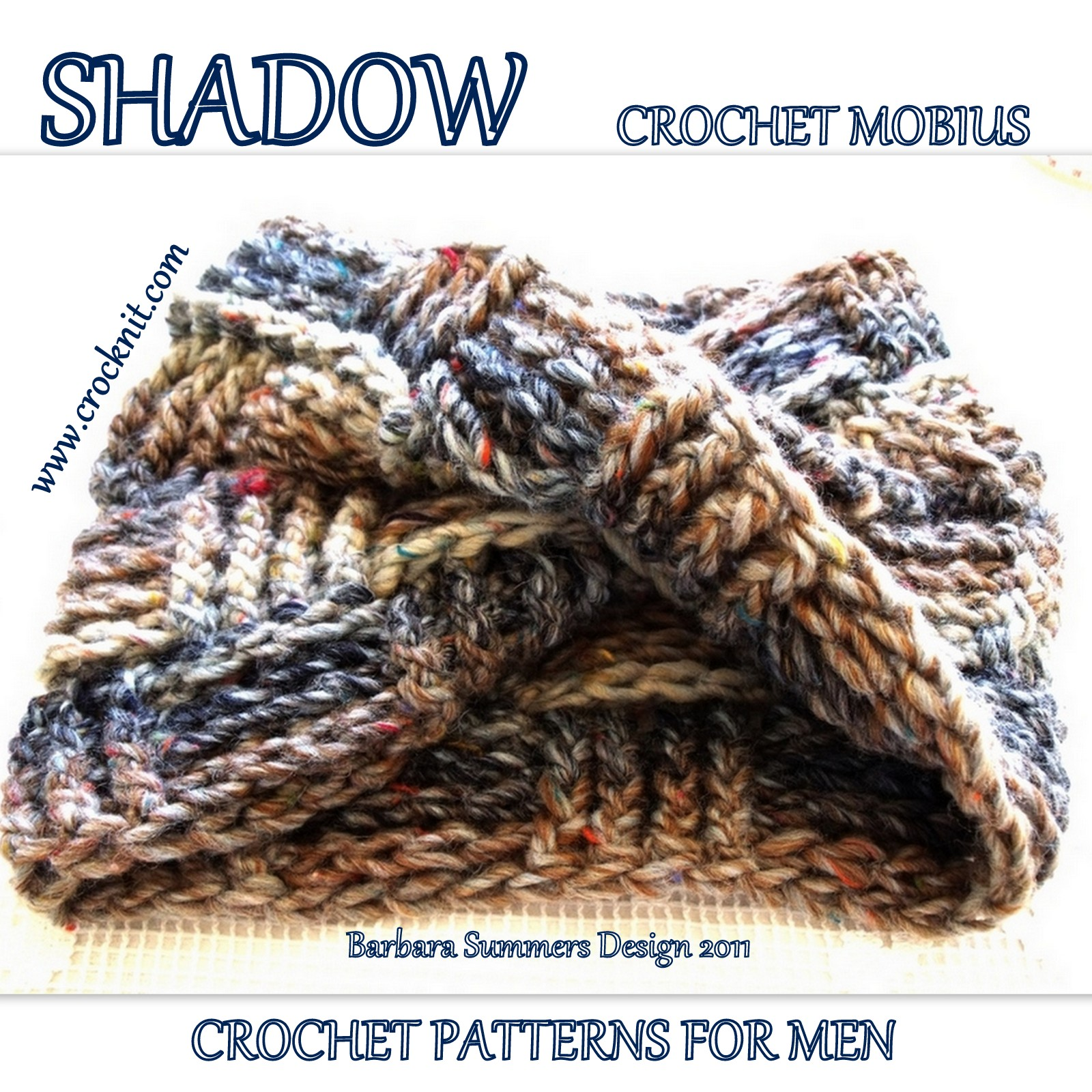 MICROCKNIT CREATIONS: Crochet for Men!