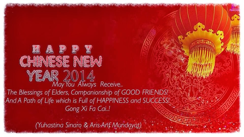 Bobby Candy: Tahun Baru Cina ( Hari Raya Implek)
