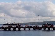 3 Buah Speedboat Patroli Polres Kep. Selayar Tiba Di Dermaga