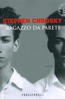 copertina prima edizione italiana ragazzo da parete recensione