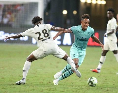 Trong trận đấu này, Arsenal cũng đã bỏ lỡ rất nhiều cơ hội.