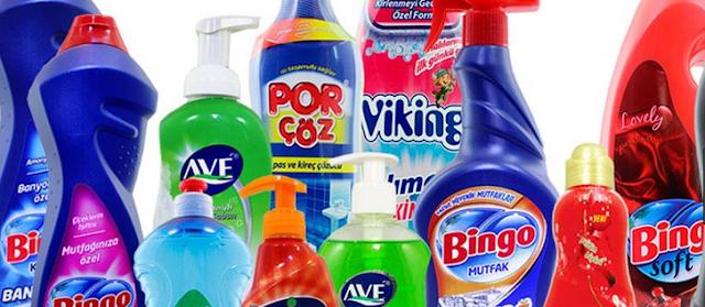 تأثير منتجات التنظيف على رئتي المرأة على أنها تدمر كعائلة 20 جيجا بايت