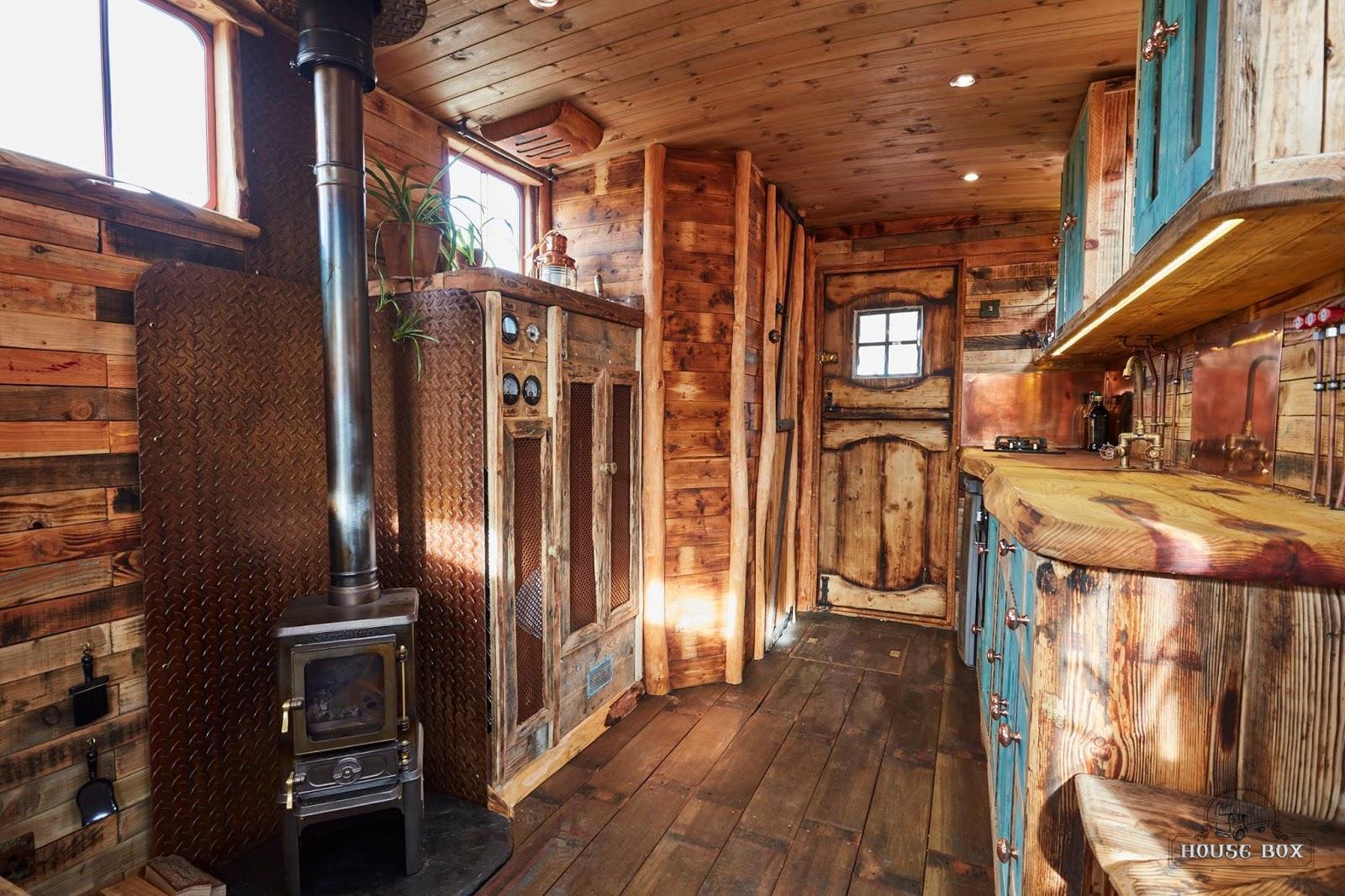 Tiny House Town Helga The Horse Box Tiny House