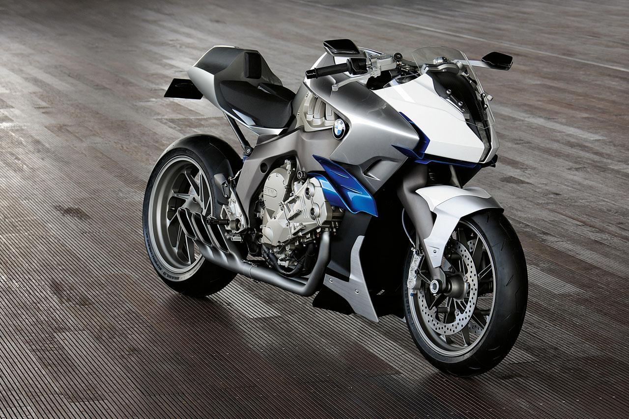 Bikes: BMW Motorcycles 2011
