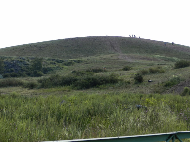 гора Шаманка в Аркаиме