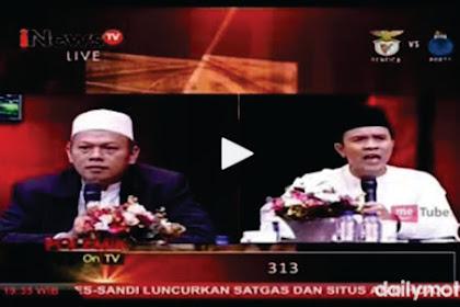 Parah! Wakil Khatib Syuriah PWNU Jakarta Taufik Damas Sebut  Ahok Tak Nistakan Agama, Hanya Menyindir