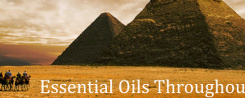 Essential Oils Throughout History