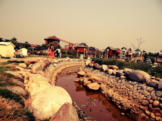 Kolkata Eco park