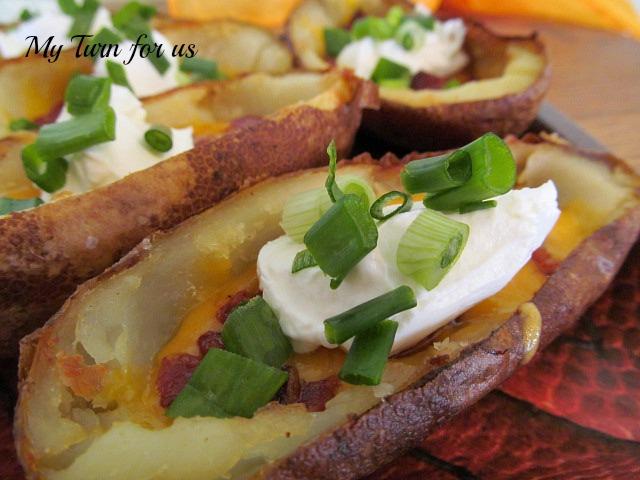 Easy Appetizer potato recipe