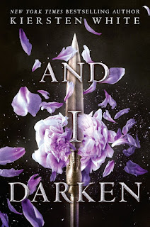 And I Darken by Kiersten white | Cover Love