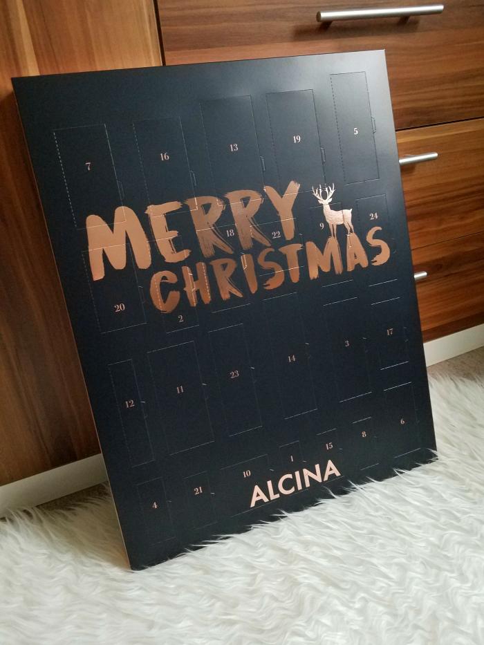 ALCINA Beauty Adventskalender 2017 & Instagram Gewinnspiel 1