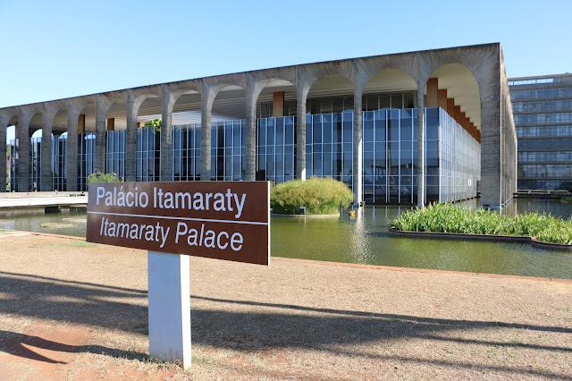 Palácio do Itamaraty: uma atração imperdível em Brasília