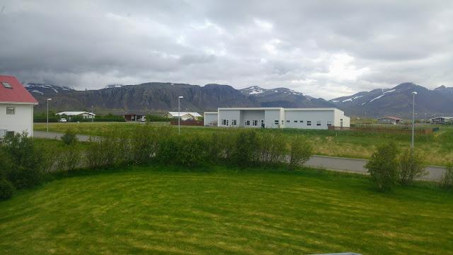 הנוף מהמלון