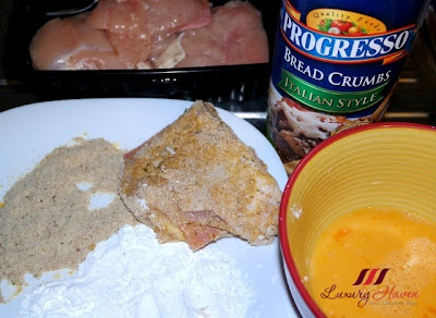 progresso italian style bread crumbs panko recipe