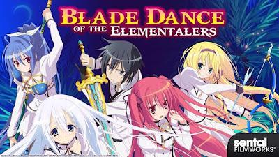 Blade Dance of the Elementalers | Seirei Tsukai no Blade Dance | 480p | BDRip | English Subbed