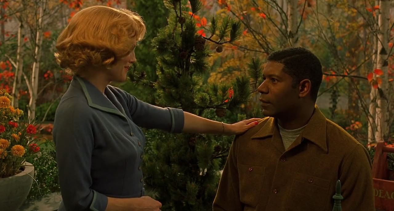 an analysis of the movie far from heaven Initially dismissed as a weepy woman's picture, douglas sirk's all that heaven allows (1974) and far from heaven leonard maltin classic movie guide.