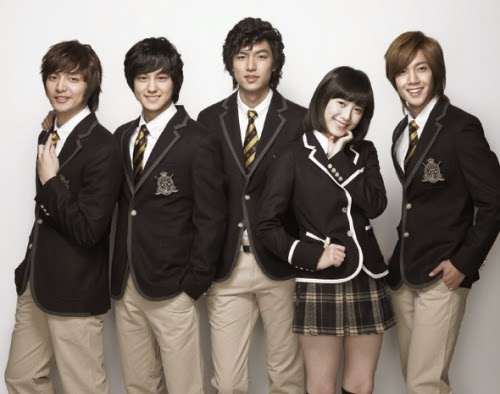 Meteor Garden, Hana Yori Dango, Boys Over Flowers, best drama withdrawal syndrome, Lee Min Ho
