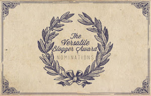 The Versatille Blogger Award