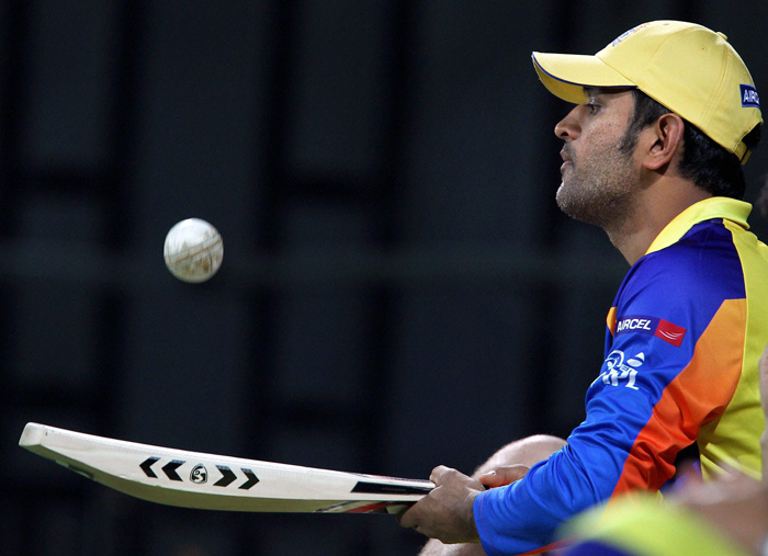 Ms Dhoni Csk Hd Wallpapers: Csk Cpton Ms Dhoni Stills Gallery