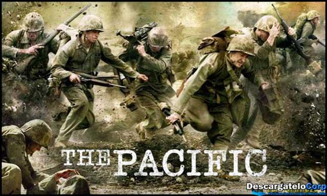 The Pacific Mini Serie Completa HD 720p Latino
