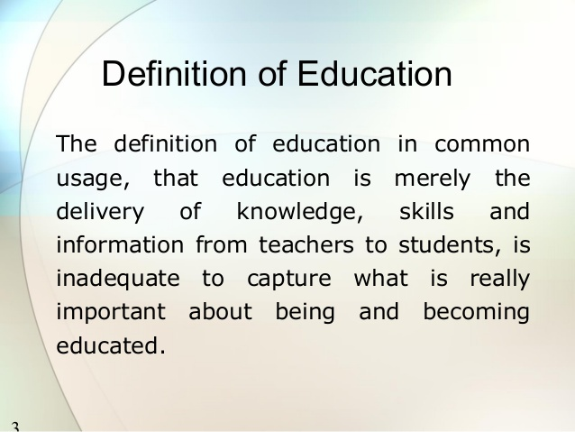 what does it mean to be educated essay What does it mean to be an educated person naomi hodgson winner of the philosophy of education society of great britain student essay competition 20091 the competition question 'what does it mean to be an.