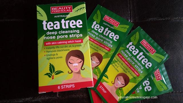 tea tree deep cleansing