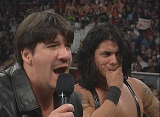 WCW Starrcade 1998 Review - Eddie Guerrero with Juventud Guerrera