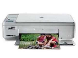 Image HP Photosmart C4382 Printer