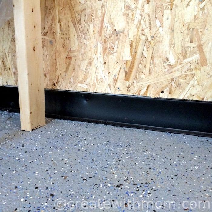 Rust Oleum Epoxy Shield Garage Flooring