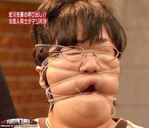 gambar foto wanita cewe perempuan paling gila paling unik paling aneh paling lucu dan paling gokil di dunia-11