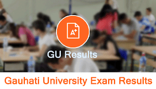 gauhati university result 2019 - 2020