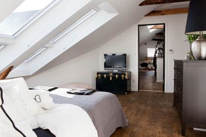 Double Rooms With Sloping Ceilings 8
