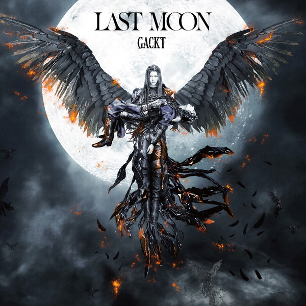 [Album] GACKT – LAST MOON (2016.04.27/MP3/RAR)