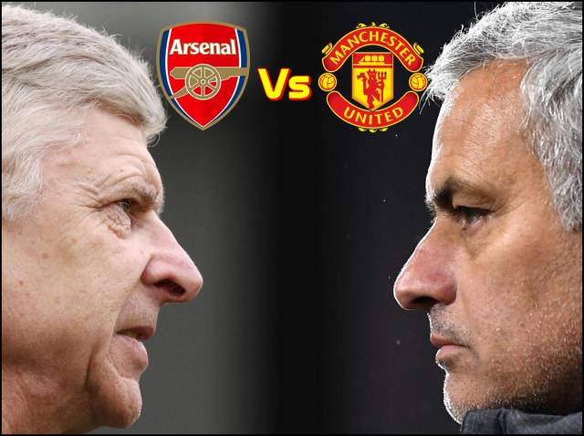 LIVE STREAMING MANCHESTER UNITED VS ARSENAL 29/4/2018