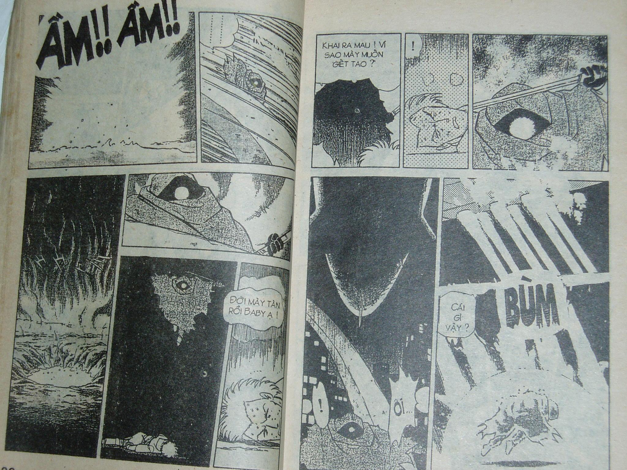 Siêu nhân Locke vol 16 trang 17