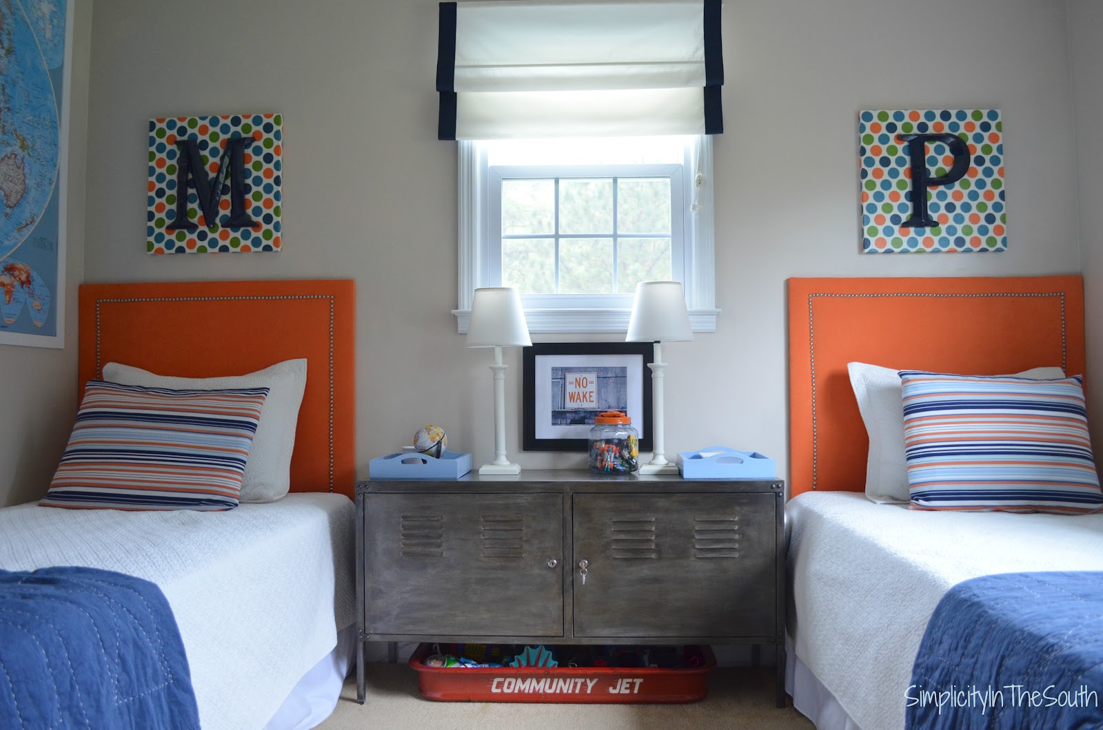 simplicity in the south room reveal our two youngest 18640 | boysbedroom1