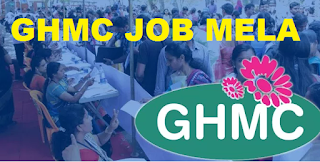 GHMC JOB Mela