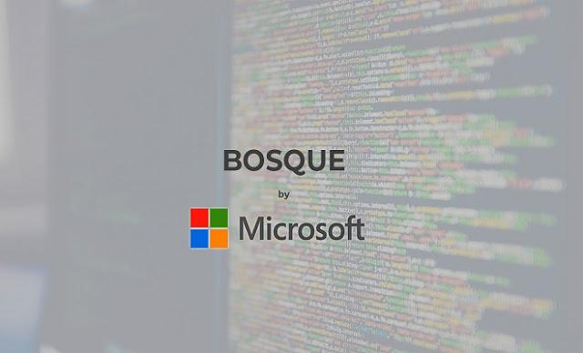 لغة برمجية جديدة من شركة مايكروسوفت سهلة الإستعمال وتمكنك من البرمجة بشكل سريع