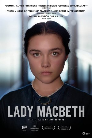 Poster Lady Macbeth 2016