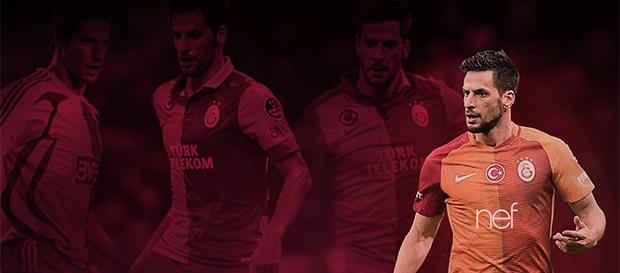 Galatasaray'dan Hakan Balta'ya teşekkür..