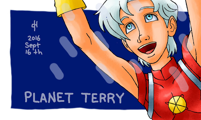 Marvel, Planet Terry