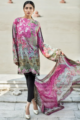 pakistani designer lawn unstitched 2017 collection