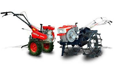 Daftar Harga Mesin Traktor Tagan Yanmar 5 - 10.5 HP Terlaris